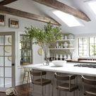 Terug van weggeweest: houten balken aan het plafond