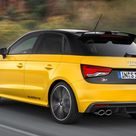 The 2015 Audi S1 Quattro Is A Furious Yellow Ball Of Fun