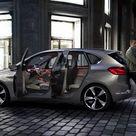 BMW Active Tourer Concept 2012   Энциклопедия концептуальных автомобилей