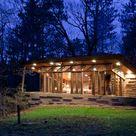 Seth Peterson Cottage, Mirror Lake, Frank Lloyd Wright architect
