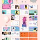 Pop | Powerpoint Template