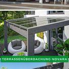 Terrassenüberdachung Holz: Terrassenüberdachung Novara