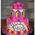 Girl Birthday Cakes
