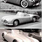 1954 BMW Roadster