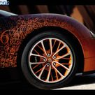 Bugatti Veyron Grand Sport Bernar Venet 2012    Wheel