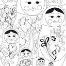 Hiver: 100 coloriages anti-stress Art-thérapie