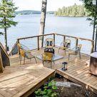 The Birchwood Cottage Co   Kennisis Lake   Cottages for Rent in Dysart et al, Ontario, Canada
