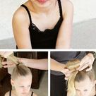 22 Quick and Easy Back-to-School Hairstyle Tutorials