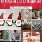 Christmas Crafts To Make