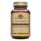 Fenugreek Trigonella foenum graecum Solgar 520 mg 100 Capsules