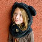 Fleece Hat Pattern