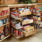 Pantry Closet Organization