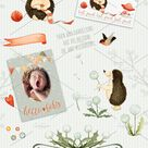 Autumn Charm Watercolor collection