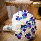 Blue Bouquet