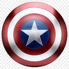 Captin America, Captain America Shield, Marvel Series, - Capt America Shield, HD Png Download(1302x1295) - PngFind