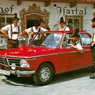 1966 BMW 02 Series Wallpapers   SuperCars.net