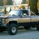 fall guy colt seavers 1980 39 s gmc pickup 6 inch lift 35. Black Bedroom Furniture Sets. Home Design Ideas
