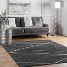 Teppich Mcphee in Grau