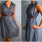 Blue Jean Dresses