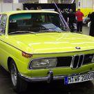 1966 BMW 2000 tii Sedan