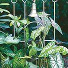 H Potter Metal Bell Trellis Iron Vertical Gardening Wedding Housewarming Garden Gift Yard Art #Wedding #Decorations #WeddingDecorations