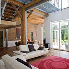 Altes Bauernhaus wird zum stilvollen Traumhaus