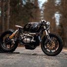 BMW R100   Black Stallion   NCT Motorcycles.
