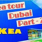 IKEA | IKEA VlOG PART -2 | IKEA DUBAI FULL TOUR | Malayalam Vlog
