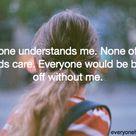 No One Understands