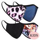 (KIDS) 4-Pack Non Medical Masks - Pack4