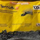 Terrafix Abstandhalter 88x25x5mm Bolzen 7mm - 100 Stück