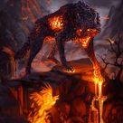 Power of Magma by Azany on DeviantArt