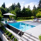 Garten mit Pool - 90 Bilder und inspirierende Beispiele