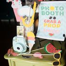 Printable Photo Booth Props