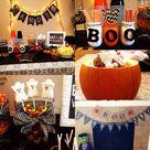 Halloween Birthday Decorations