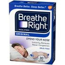 Breathe Right Original Tan Large Nasal Strips