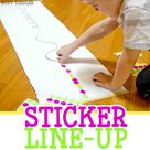 Easy Dot Sticker Activities - Busy Toddler