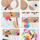 ▷ 1001 + projets super créatifs de bricolage de Pâques en maternelle