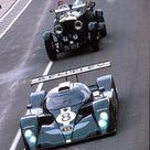 open uri20120928 30568 1dcj7yq. 400 Piece Puzzle. 2001 Bentley LeMans Test <br> Snetterton, England. 6th April 2001. <br> The 2001 Bentley Le Mans ch.