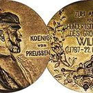 Medal Germany Prussia Centenary 1897