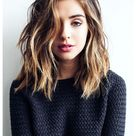 formal hair short shoulder length