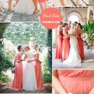 Top 10 Pantone Colors for Spring Summer Bridesmaid Dresses 2016 | Tulle & Chantilly Wedding Blog
