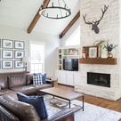 Modern Farmhouse Style Living Rooms – Pickled Barrel