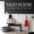 Mud Rooms