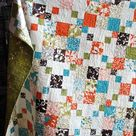 PDF QUILT PATTERN.... Quick and Easy...one Layer Cake or Fat   Etsy