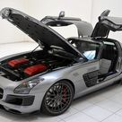 2011 Brabus 700 Biturbo Mercedes Benz SLS AMG   price and specifications