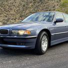 BaT Auction 2001 BMW 740iL at No Reserve