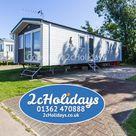 Static caravans for sale UK on site