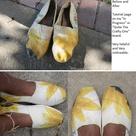 Clean Toms Shoes