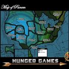 Hunger Games Map